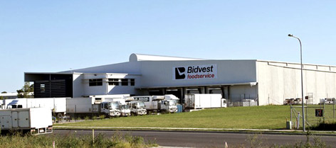 Bidvest Food Distribution Facility