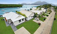 Waterfront Homes Lucinda - Kele Property Group